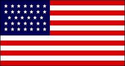 34-star flag